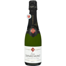 Champagne brut Danremont 37,5cl