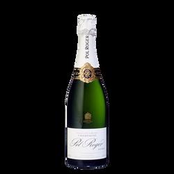 Champagne AOP brut réserve POL ROGER, 75cl