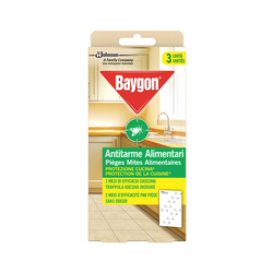 Piège mites alimentaires BAYGON, x3