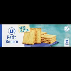 Petit beurre sans gluten U, paquet de 130g