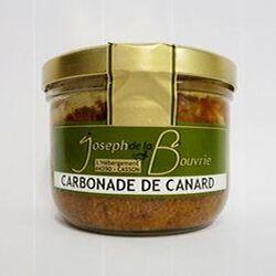 Carbonade de canard 300 gr JOSEPH DE LA BOUVRIE