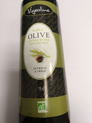 HUILE OLIVE VIERGE EX BIO 75CL