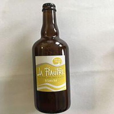 LA PIAUTRE BLANCHE Bière bio d'Anjou 75cl