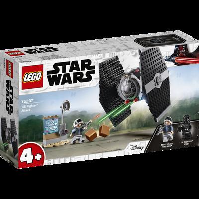 Attaque du chasseur tie LEGO Star wars