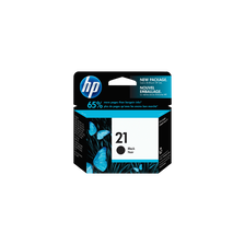 Hewlett Packard Cartouche D'encre  Pour Imprimante, C9351ae Noir N°21, Sous Blister