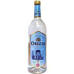 Eau minérale naturelle gazeuse OREZZA (1L)