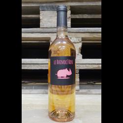 """Vin rosé """"Rhinocérosé"""" IGP, bouteille de 75cl"""