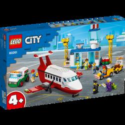 LEGO® City - L'aéroport central - 60261 - Dès 4 ans
