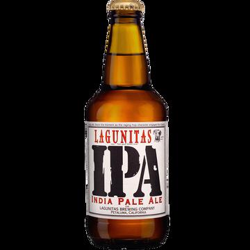Lagunitas Bière Lagunitas Ipa, 6,2° Bouteille De 35,5cl