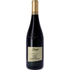Vin rouge AOP de Savoie Gamay cru Jongieux, bouteille de 75cl