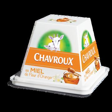 Chavroux Fromage Pasteurisé Chèvre Au Miel 13%mg Chavroux Pot 150g