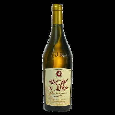 Macvin du Jura blanc FRUITIERE VINICOLE DE VOITEUR, bouteille de 0.75l