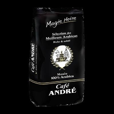 Café moulu magie noire DU MENEZ BRE, 250g