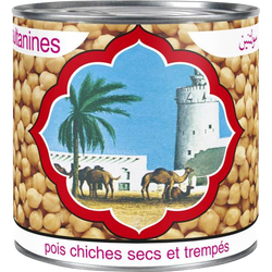 Pois chiches Sultanines, 265g
