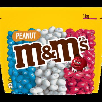 M&M's M&m's Peanut Pochon 1kg Bbr
