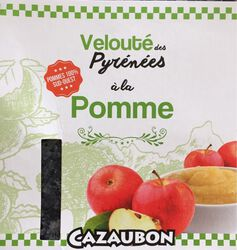 VELOUTE POMME NATURE 4*125G