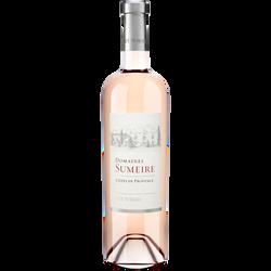 """Vin rosé AOP Côtes de Provence """"DOMAINE ELIE SUMEIRE"""", bouteille de 75cl"""
