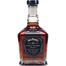 Jack Daniel's Tennessee Whiskey  Single Barrel, 45°, 70cl