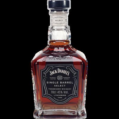 Tennessee whiskey JACK DANIEL'S Single Barrel, 45°, 70cl