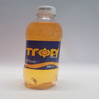 TROPI BANANE 50CL