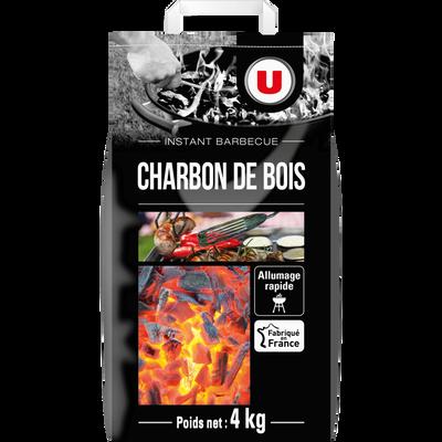 CHARBON DE BOIS U 4KG