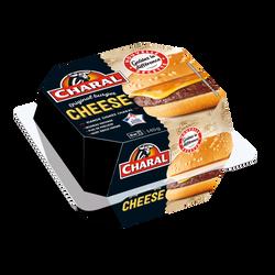 Cheeseburger CHARAL, 145g