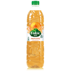 Eau minérale VOLVIC Juicy Fruits Été 1,5L
