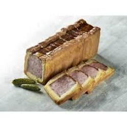 PATE CROUTE BLOC 10 TRANCHES 550GRS HLD