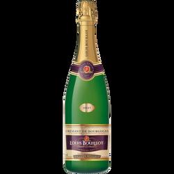 Crémant de Bourgogne brut Grande Réserve LOUIS BOUILLOT, bouteille de75cl