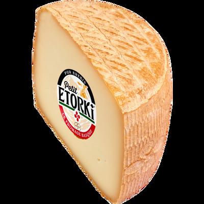 Fromage au lait de brebis pasteurisé petit ETORKI, 300g