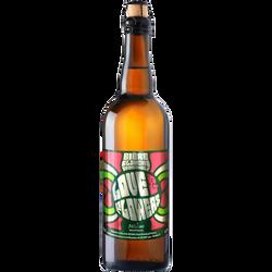 Bière blanche, LOVE AND FLOWERS, BIO, bouteille de 75cl
