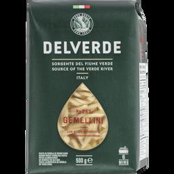 Pâtes Gemellini DELVERDE, 500g