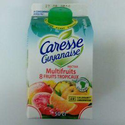 CARESSE GUYANAISE MULTIVITAMINE 1/2L