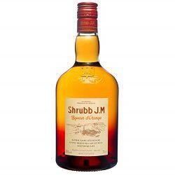 Shrubb J.M, liqueur d'Orange, 35°, 70cl