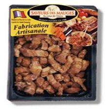 Mini-rillaud artisanal barquette 220gr