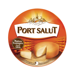 Fromage au lait pasteurisé PORT SALUT 320g