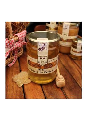 Miel d'acacia 750g pot verre RAYON D'OR