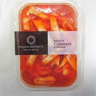 Salade de Calamars à L'orientale PALAIS DES METS,200g