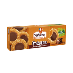 Galette au chocolat ST MICHEL, 121g