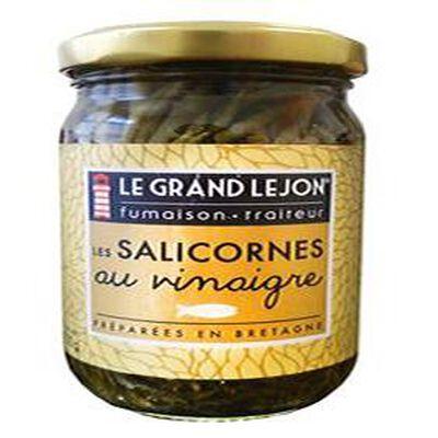 LES SALICORNES AU VINAIGRE DU GRAND LEJON