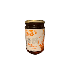 Miel de fleurs sauvages API VELAY, 1 kg