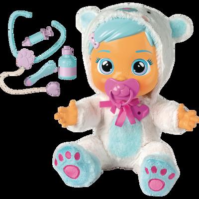 CRY BABIES KRISTAL IMC TOYS-FONCTIONNE AVEC 3 PILES AA INCLUSES