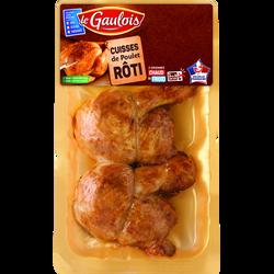 Cuisse de poulet rôti, LE GAULOIS, France, 2 pièces