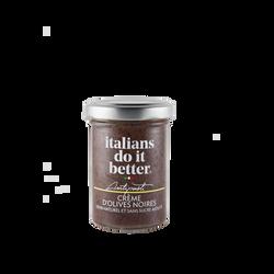 Antipasti olives noires italians do it better, 100g