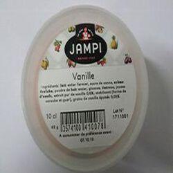 Crème glacée vanille JAMPI, pot de 10cl