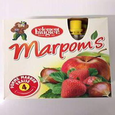 Marpom's - pomme marron fraise
