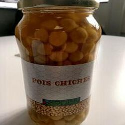 pois chiches 540 g casher