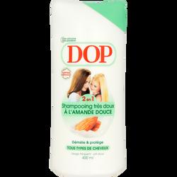 Shampooing très doux amande douce DOP, flacon 400ml