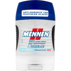 Déodorant Ice Fresh X'Trem MENNEN, stick gel de 75ml