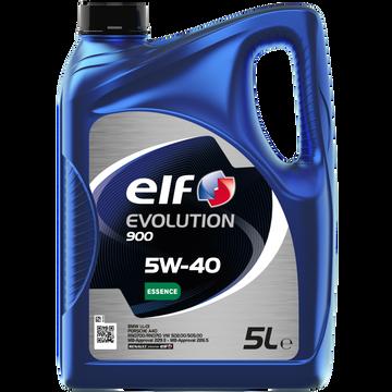 Elf Huile Elf Evolution 900 5w40 Essence 5l